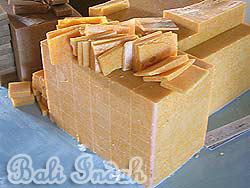 手作り石鹸ブラットワンギ生産