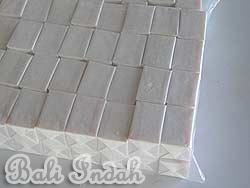 手作り石鹸ブラットワンギ生産、包装